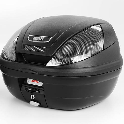 Baúl Maletero Para Moto Givi E370nt 39 Lts  Italiano