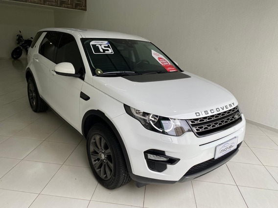 Land Rover Discovery Sport 2.0 Turbo 2015 Top