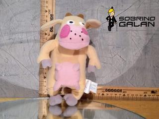 Peluche Vaca (la Vaca Y El Pollito) Cartoon Network