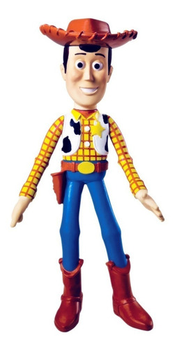 Boneco Woody Toy Story - Líder Brinquedos