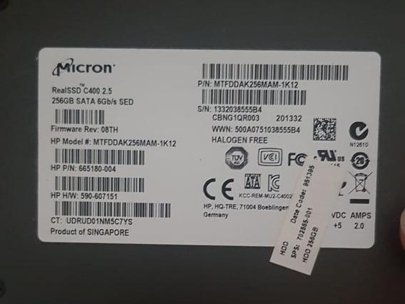 Hd Disco Ssd Micron 256gb 6gbs.Enviando Normalmente