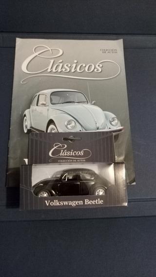 Colección Autos Clásicos N°4 Wolkswagen Beetle