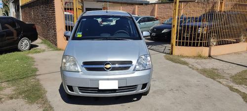 Chevrolet Meriva Chocada