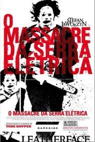 Livro O Massacre Da Serra Elétrica 320 Páginas Novíssimo