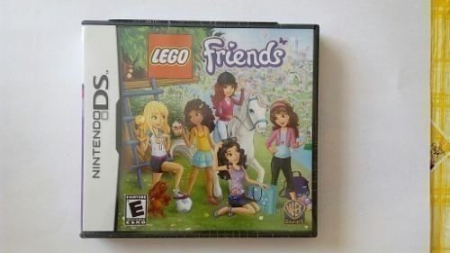 Lego Friends Original Americano Lacrado Nintendo Ds 2ds 3ds