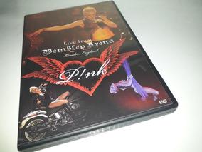 Dvd Pink - Live From Wemblen Arena - Excelente Estado