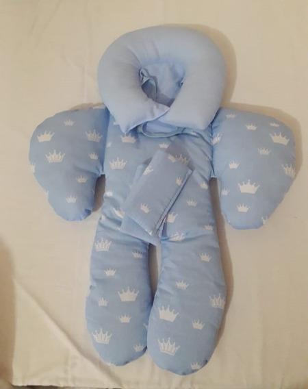Almofada De Bebê Conforto - Várias Cores Estampada
