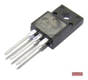Kit 2 Peças Transistor Fqpf 27p06 Original Lg