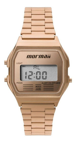 Relógio Mormaii Vintage Rosê Mojh02ai/4j