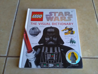 Libro Lego Star Wars The Visual Dictionary Diccionario