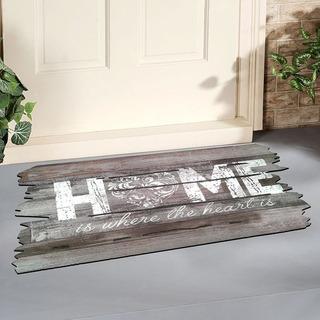 Tapete Para Entrada Diseño Home Medida De 45x75 Cm Biotrade