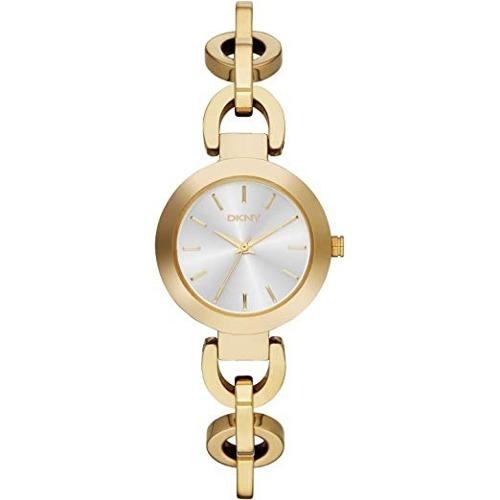 Relógio Feminino Dkny Donna Karan Ny2134 Original C/nf