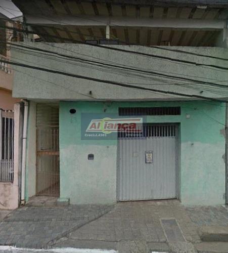 Casas Para Renda Com Salão Comercial - Ai13136