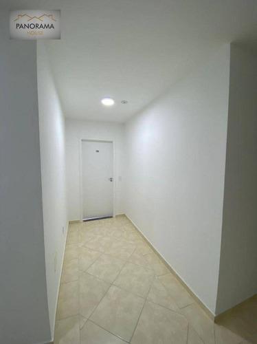 Imagem 1 de 27 de Apartamento Com 2 Dormitórios À Venda, 45 M² Por R$ 280.000,00 - Jardim Campanário - Diadema/sp - Ap0148