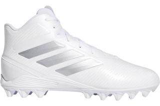 Cleats Tachones Football Americano Niños adidas Freak Mid Jr Blanco Nuevos Originales By Prime Goods