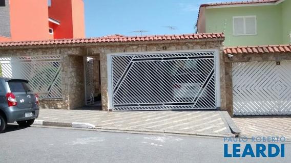 Casa Térrea - Parque Dos Pássaros - Sp - 498561