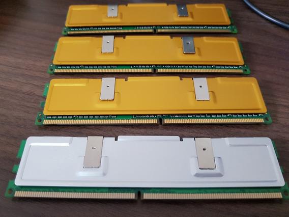 Memória Ddr2 800 Pc2 6400 - Kit 4gb (4x1gb) Itautec