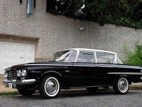 Rambler Ambassador 400 1962 De Colección (no Impala, Falcon)