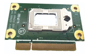Placa Dlp Sem Chip Dmd Projetor Benq P/ Chip 8060-6038b/39b