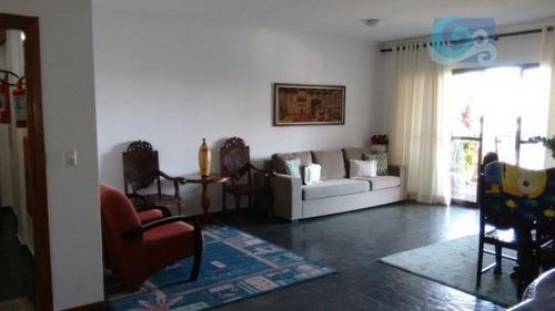 Imagem 1 de 15 de Apartamento À Venda - Praia Da Enseada - Guarujá. - Ap4428