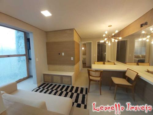 Apartamento Com 2 Dormitórios Sendo 1 Suite À Venda, 52 M² - Vila Curuçá - Santo André/sp - Ap0529 - 67855336