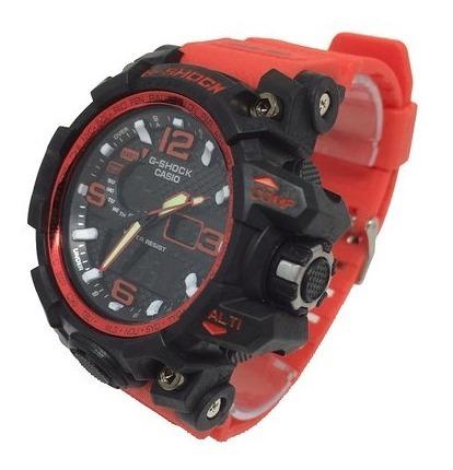 Relógio G-shock Mudmaster Primeira Linha Gold
