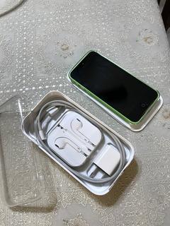 iPhone 5c Verde ¡súper Bien Cuidado! :)