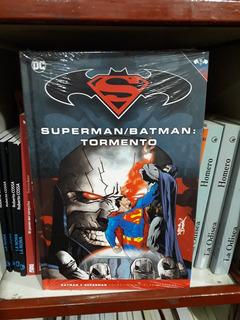 Superman Batman Tormento Dc Novela Gráfica Nuevo #