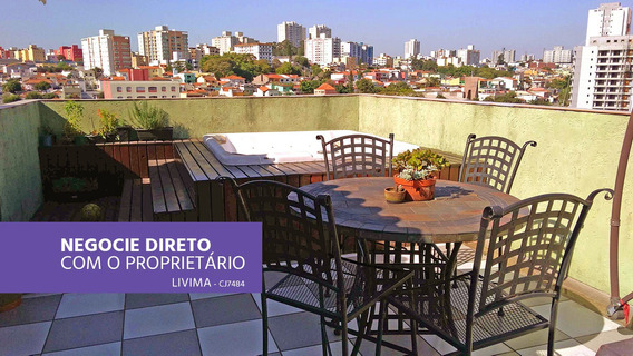 Apartamento À Venda Na Rua Santo André, Boa Vista, São Caetano Do Sul - Sp - Liv-3621