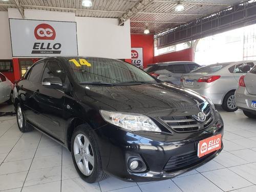 Toyota Corolla 2.0 Xei (flex)