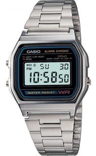 Reloj Casio Hombre A-158wa-1d Vintage