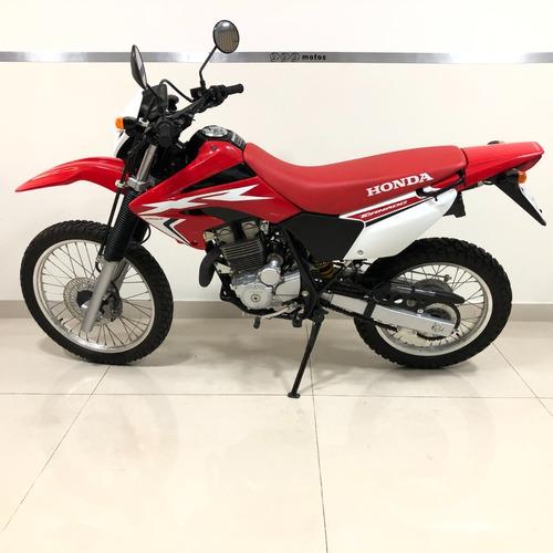Honda Tornado 250 Cc Cross Rojo Usado 700 Km Año 2019 Motos