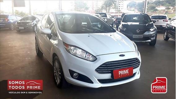 Ford Fiesta 1.6 Titanium Sedan 16v Auto