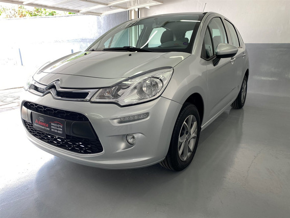 Citroën C3 1.2 Tendance 12v Flex 4p Manual