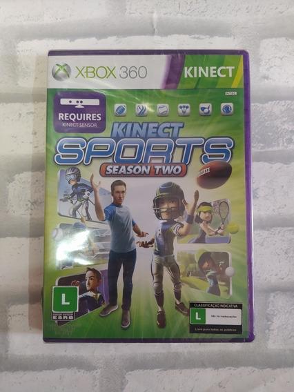 Kinect Sports Xbox 360 Lacrado
