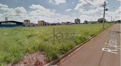Terreno À Venda, 250 M² Por R$ 215.000 - Jardim Residencial Ravagnani - Próximo Ao Shopping - Sumaré/sp - Te1538