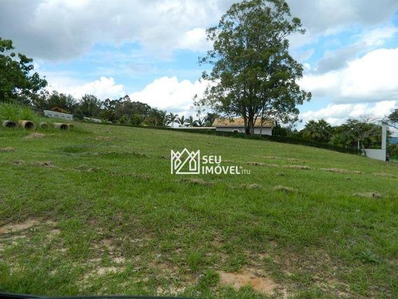 Terreno À Venda, 2976 M² Por R$ 1.500.000 - Condomínio Terras De São José - Itu/sp - Te0917