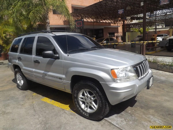 Jeep Grand Cherokee Gli