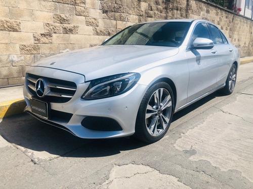Imagen 1 de 12 de Mercedes-benz Clase C 2018 2.0 200 Cgi Sport At