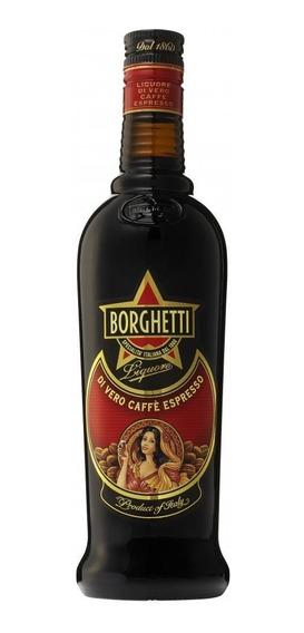 Licor Borghetti Cafe 700ml