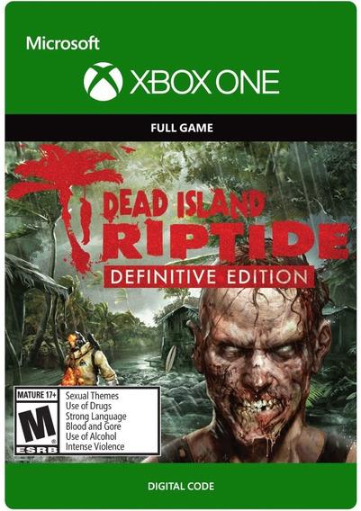 Dead Island Definitive Edition 25 Dígitos