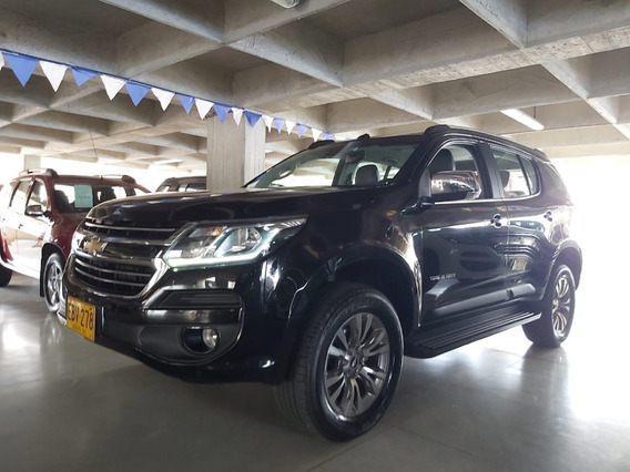 Chevrolet Trailblazer Ltz Td At 2017