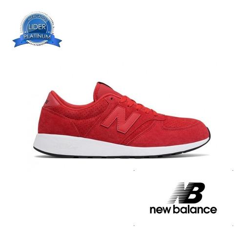 Zapatillas New Balance Negra Mrl420sh Roja Mrl420si Hombre - $7.399,00