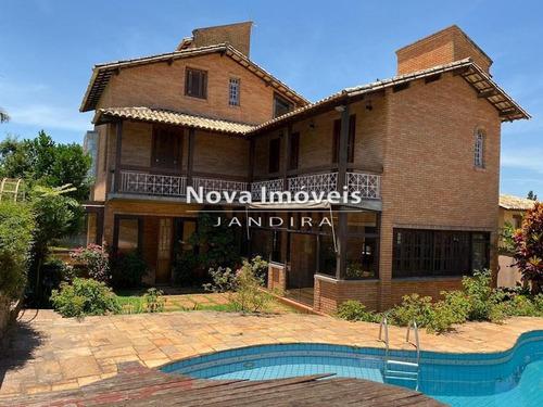 Imagem 1 de 5 de Casa De Condominio Nova Higienopolis/jandira - 1491
