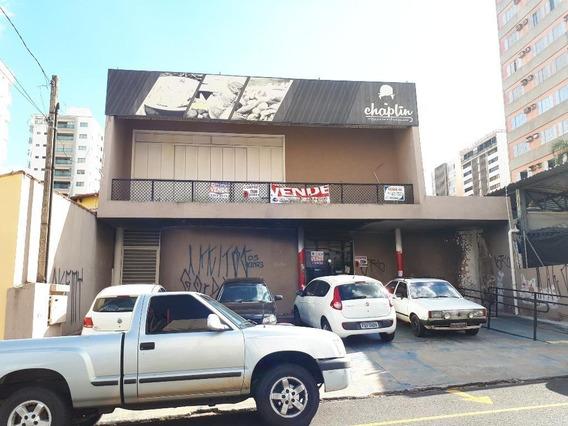 Casa Comercial À Venda, Centro, São José Do Rio Preto. - Ca2044