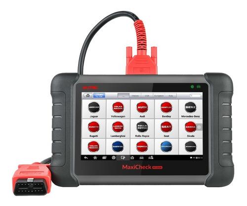 Imagen 1 de 8 de Autel Mx808 Escaner Autos Profesional Electronica Launch