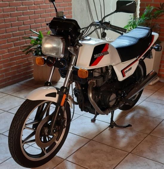 Honda Cb 450 - 1986