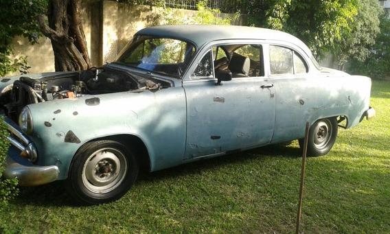 Dodge Coronet 1953 Clásico Mécanica Ford Falcon 221