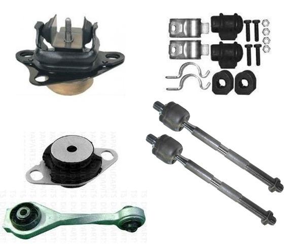Calço Coxim Motor Câmbio Bucha Est Axial Renault Scenic 1.6