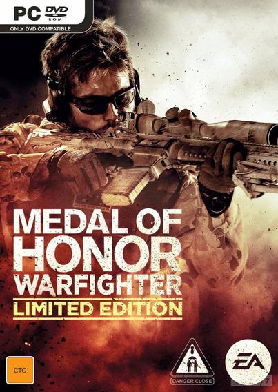 Medal Of Honor Warfighter Pc Frete Gratis!